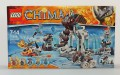 Lego Legends of Chima 70226 - Die Eisfestung der Mammuts 001