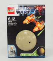 Lego Star Wars 9678 - Twin-Pod Cloud Car und Bespin