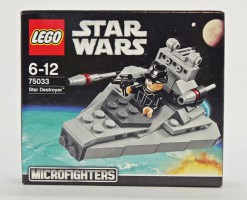 Lego Star Wars Micro Fighters 75033 - Star Destroyer