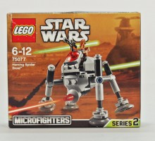 Lego Star Wars Micro Fighters 75077 - Homing Spider Droid