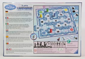 Disney Frozen Junior Labyrinth - Ravensburger 22314 – Bild 2