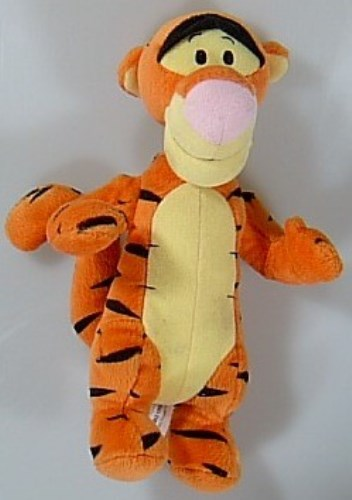 tigger pl schtier aus winnie the pooh 25 cm fisher pric ebay. Black Bedroom Furniture Sets. Home Design Ideas