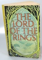 THE LORD OF THE RINGS J.R.R. TOLKIEN ENGLISCH 1978 #3