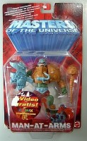 MAN-AT-ARMS MOTU 200X Masters of the Universe NEUWARE